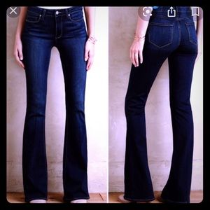 Paige high rise jeans